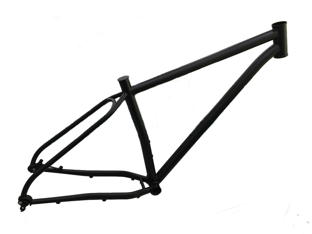 Jabit III Steel Frame – 509 Cycles